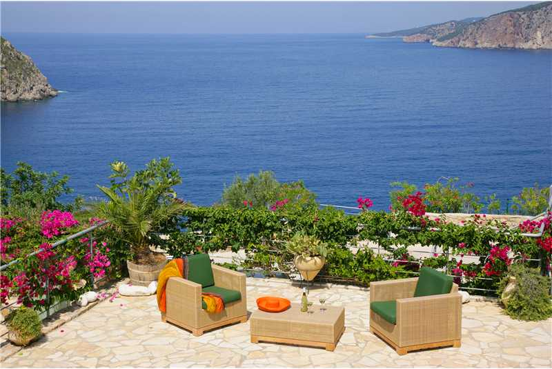 Villa Glaroni wonderful sea views