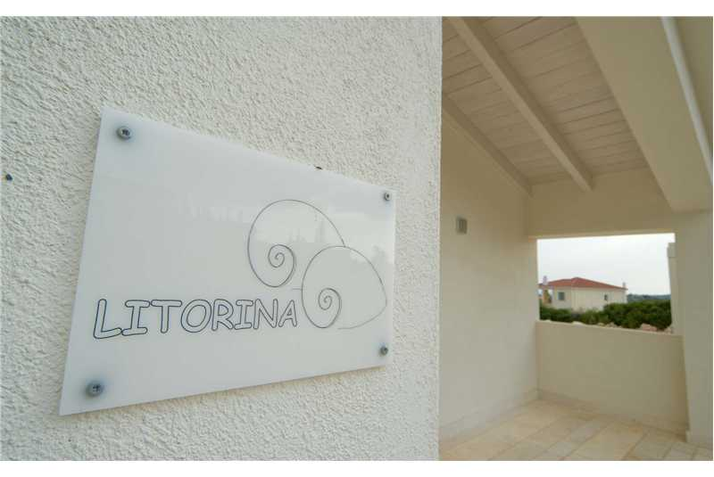 Villa Litorina entrance