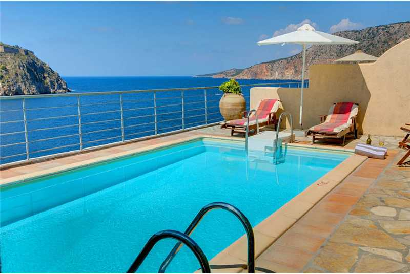 Villa Palatsina superb sea views