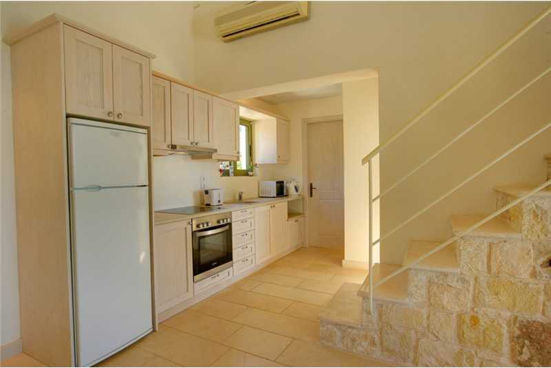 Villa Petalida fully equipped kitchen