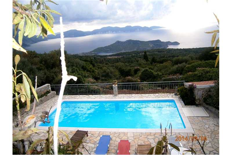 Villa Anna panoramic views